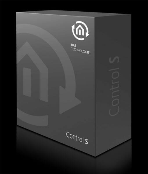 Control S